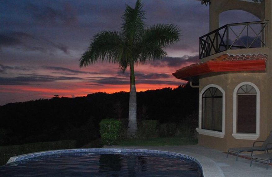 cost sunset