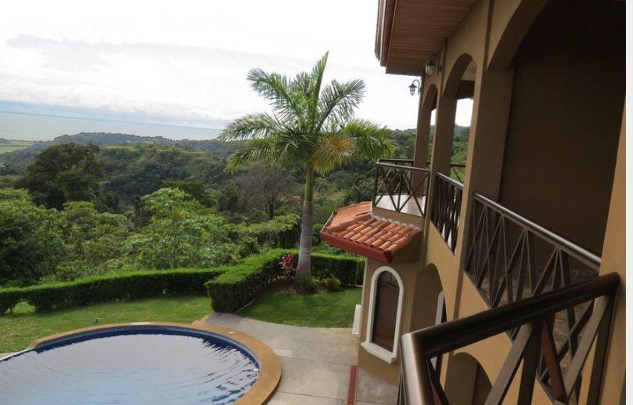 costa balcony view